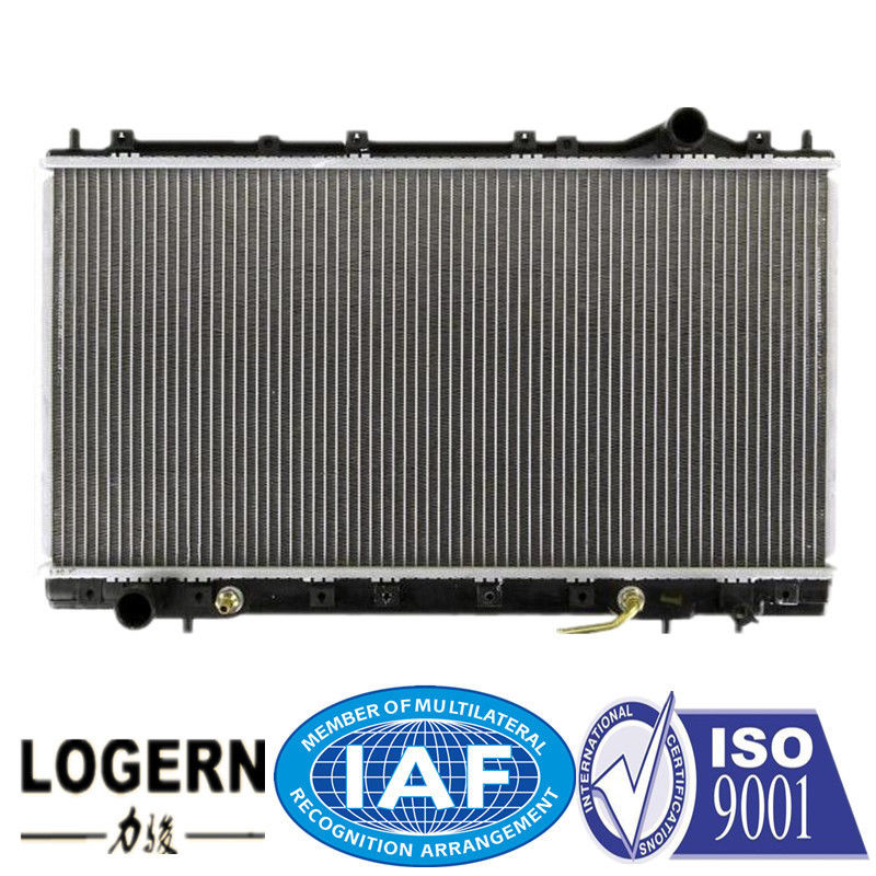 1995-1999 Mitsubishi Eclipse Radiator , Open Type Aluminum Core Radiator