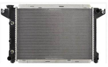 Water Cooled CHRYSLER Car Radiator For Chrysler Shadow / Sundance 87-90