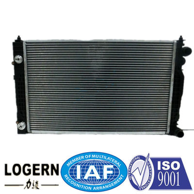 8d0 121 251 M PA66 Cooling Car Radiator For Audi A4/S4'96-01
